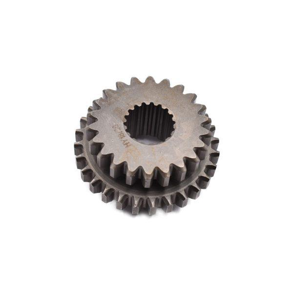 TANDWIEL VOOR KUBOTA Kubota: B5000 Afmetingen: Tanden: 22 / 28 stuks Splines: 18 stuks