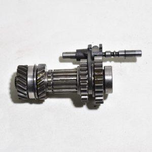 Schaltsystem Kubota B1600